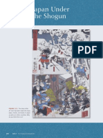 Japan Under the Shogun 1012