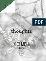 Winter's Horizon Inspires  / December 2014