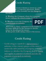 Bbs Credit Ratings