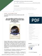 DEVELANDO LA VERDAD_ Los Judíos Deben Hacer Frente Al Lado Oscuro Del Judaísmo