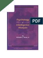 Psicologia de Analisis