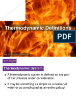 Slides 1.1 Thermodynamic Definitions(1)