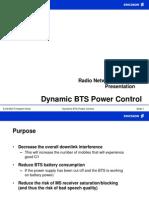 BTS Power Control R10