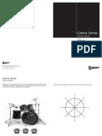 Premier Cabria Instruction Manual