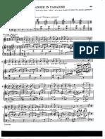 Strangers in Paradise Sheet Music (Full Version)