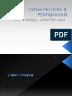 Sistem Proteksi & Pentanahan