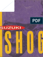 TVS-Suzuki Shogun Owner's Manual