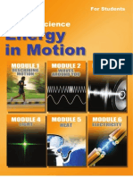 q3 Module 1 Describing Motion