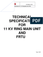 Technical Specification Rmu Frtu Rev 01