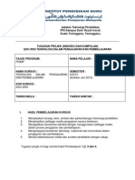 Soalan Projek Pismp -Edu3053 2014-Baru
