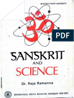 Sanskrit and Science
