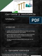 Corriente y Resistencia