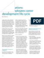 07-ICT Certifications -- Align Employees Career Development Life Cycle