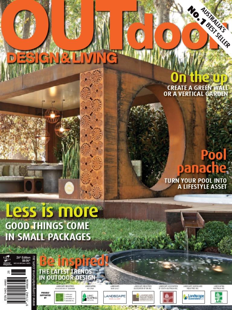Outdoor Design Living Edition 25 | Hydroponics | Gardens
