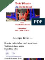 Fisiologi Kelenjar Tiroid