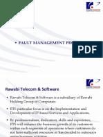 RTS Fault Management Presentation