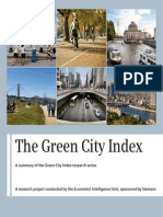 Green City Index Report 2012
