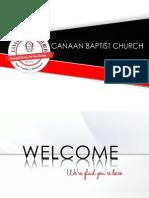 CBC Announcements - August 17 - Web Edition