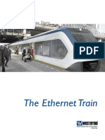 RAILWAY Ethernet Train