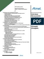 Atmel 2490 8 Bit Avr Microcontroller Atmega64 l Datasheet