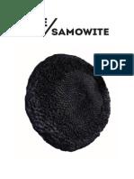 NIE/SAMOWITE // STARTER // KATALOG