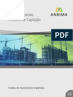 Estudos Especiais Produtos de Captacao Fundos de Investimento Imobiliario