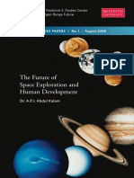 The Future of Space Exploration and Human Development