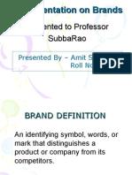 brand positioning