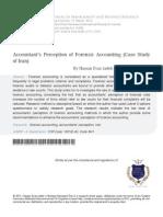 1 Accountants Perception of Forensic