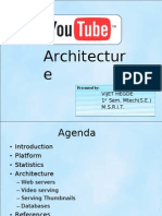 youtube architecture