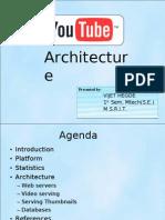 youtube architecture