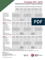 CAP Timetable 20132015 Final1