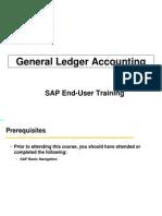 33597111 SAP FICO General Ledger Enduser Training Http Sapdocs Info
