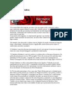 Hermetic Rose - Taffarel