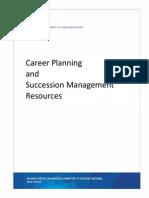 Succession Management Resources
