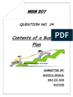 Business Plan -Script