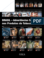 Brasil Advertencias Sanitarias Nos Produtos de Tabaco2009b