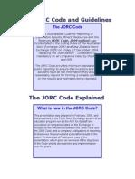 The JORC Code Explained