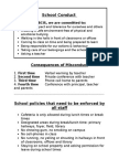 bcis code of conduct