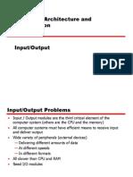 Chapter 7 - Input & Output