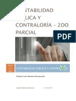 Sistema de Control Interno en el Sector Publico de Republica Dominicana