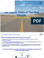 Supply Chain Summary 2020