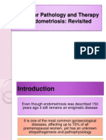 Molecular Pathology and Therapy of Endometriosis