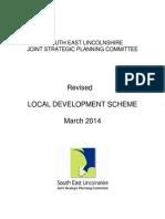 South East Lincs LDS March 2014