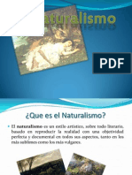 Naturalism Oex Posicion