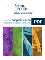 Suppliers Supplier Guidebook