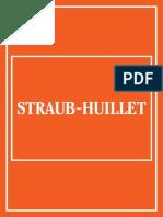 Catálogo Straub CCBB 2012