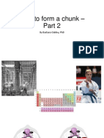 How to Form a Chunk Powerpoint