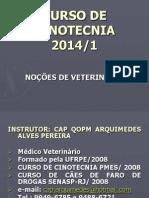 Noções de Veterinária Cap Arquimedes Cinotecnia 2014.2 (2)