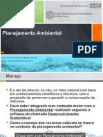 Aula2 PHD2344 Planejamento Ambiental 2013